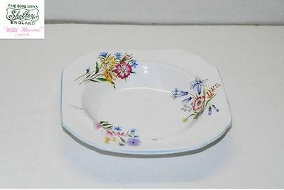 Shelley Wild Flowers Gainsborough Square Cereal Bowl