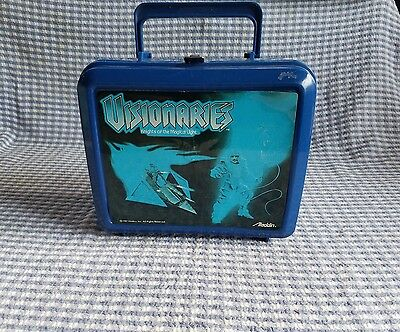 Visionaries Knights of the Magical Light Lunchbox with Thermos