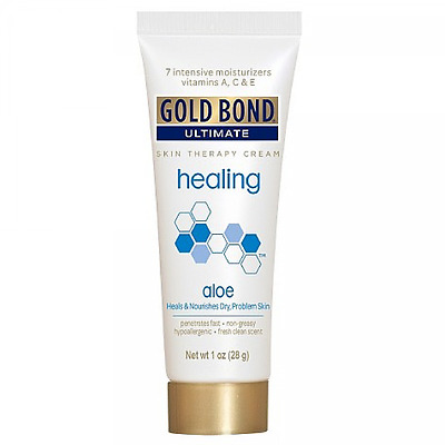 GOLD BOND - Ultimate Healing Skin Therapy Lotion Aloe - 1 oz. (28 g)