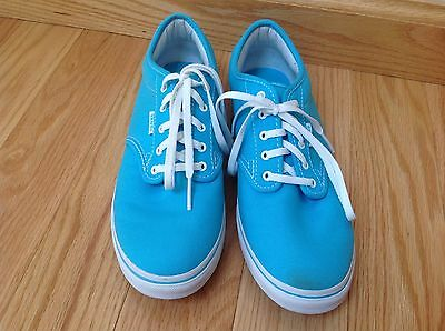 f1adb59e4c66c3 AUTHENTIC ATWOOD LO pro baby blue white vans womens size 10 -  30.00 ...