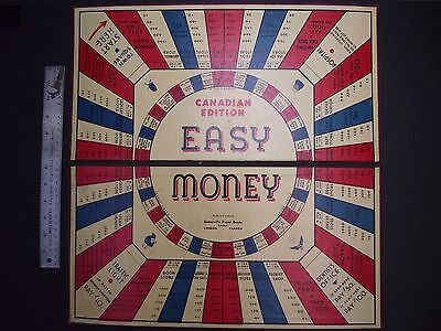 Easy Money Ready To Frame Canadian Edition Somerville Paper Boxes London Ontario
