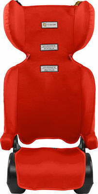 Infa Secure Versatile Folding Booster Seat - Red