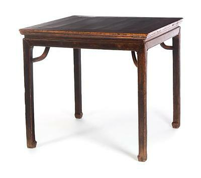 CHINESE TABLE. Lot 115
