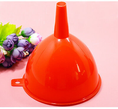 Kitchen Supplies Large Oil funnel Plastic Funnel Family Standing Daily Products