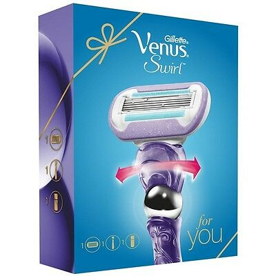 Gillette Venus Swirl Giftset (Razor + Satin Care Gel 75ml)