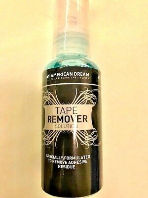 American Dream Tape In Hair Extension Remover Spray 118Ml Sameday Dispatch