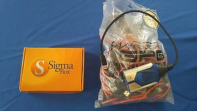 SIGMA KEY BOX and Z3X LG & Samsung Box Combo Bundle Repair IMEI Unlock FRP  JTAG