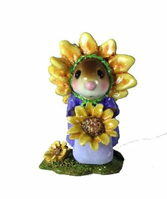Wee Forest Folk LSB-08 My Little Social Butterfly Little Miss Sunflower Evnt Ltd