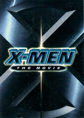 X-Men The Movie Card Set (Topps, 2000)
