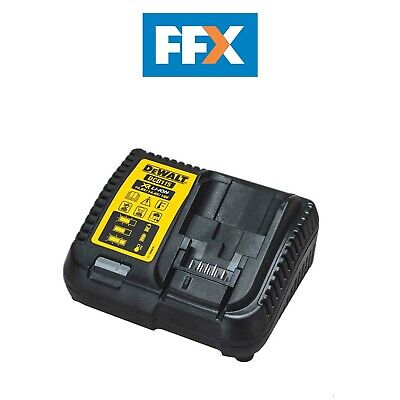 DeWalt DCB115 XR Multi Voltage Li-Ion Battery Charger 10.8v - 18v (New DCB105)