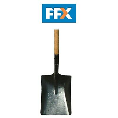 Faithfull FAIOSS2LH Long Handled Square Shovel No.2