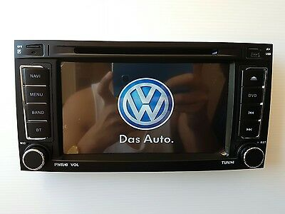autoradio 2 din rns 510 stereo navigatore per volkswagen. Black Bedroom Furniture Sets. Home Design Ideas