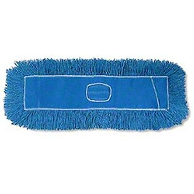 """Commercial-Grade Professional 48"""" x 5"""" Dust Mop Cover -- Washable 4000x"""