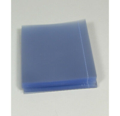 1000 Tamper Evident Security Shrink Wrap Bands Perforated Heat Seals 50x55 #9530