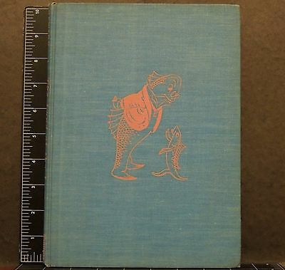 rare The Land of the Lost Vintage 1945 Children's Book Isabel Hewson 1st Edition