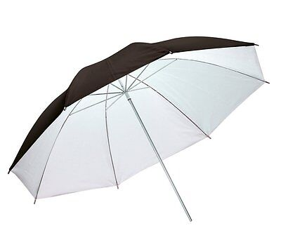 Metz Studio Umbrella - Black / White