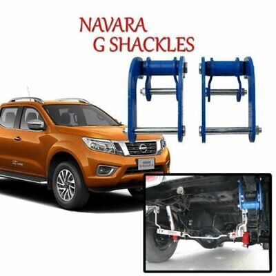 Shackles Rear Comfort Shackle For  Nissan Navara Np300 Truck Ute D23 2015 2016