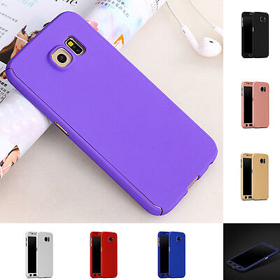 360° Waterproof Dustproof Rubber Phone Case Cover For Samsung s6,s7,s6/s7edge