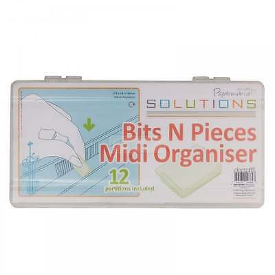 Papermania Solutions Bits N Pieces Midi Organiser