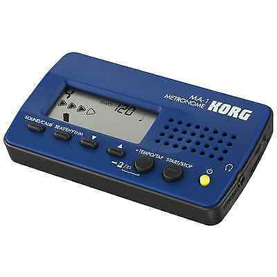 Korg MA-1 Digital Metronome Blue/Black