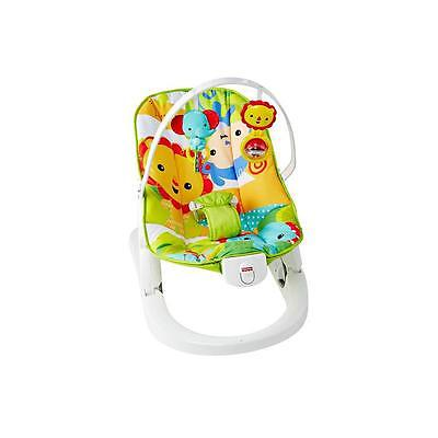Fisher Price Forêt Tropicale Kompakt-Wippe