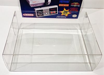 1 Box Protector for SNES and NES CLASSIC EDITION MINI Nintendo Display Boxes
