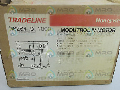 Honeywell M6284D1000 Iv Motor *new In Box*