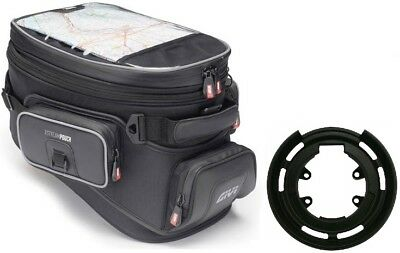 Tiger 800 XC Year from 10 GIVI XS308 Enduro Motorcycle Tank Bag Set for Triumph