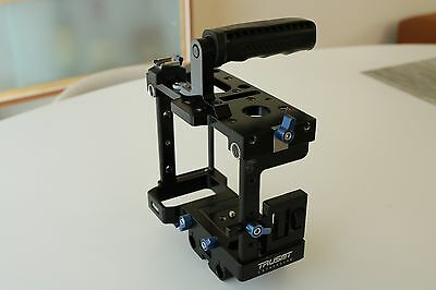 TRUSMT DSLR Cage - Machined Aluminum / With Extras