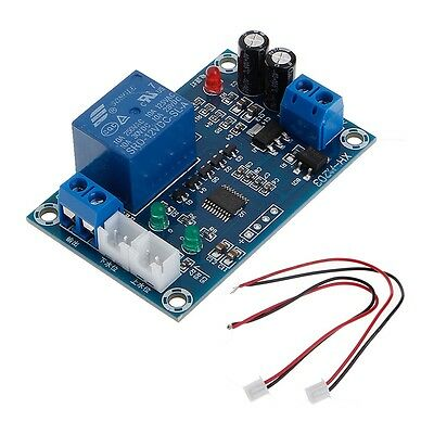 XH-M203 AC/DC 12V Full Automatic Water Level Controller Pump Switch Relay Module