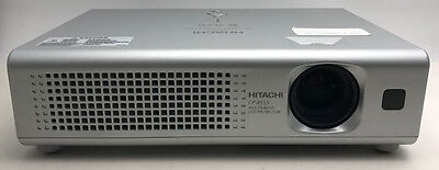 Hitachi CP-RS55 3LCD Projector Lamp Hours 2908 [FCIY94]