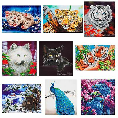 Diamond Dotz Embroidery Craft Mosaic Decal Kit - Animals