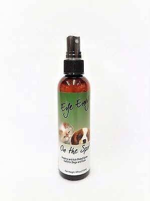 Eye Envy On The Spot Healing and Itch Relief Spray For Dogs And Cats