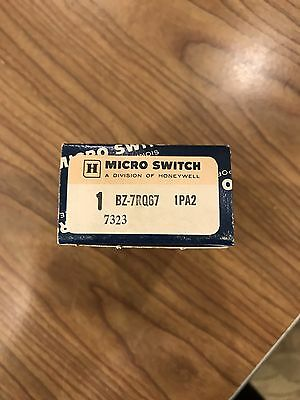 Micro Switch BZ7RQ67 (NEW)