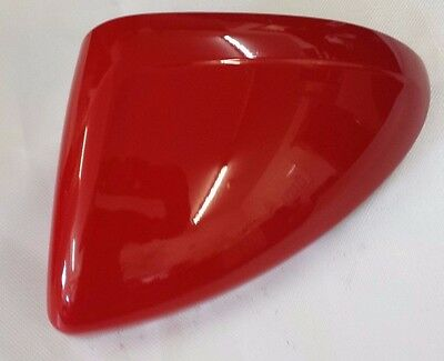 Corsa D/&E 2006 O//S Drivers 63U GBH Power Red Door Wing Mirror Cover IN STOCK