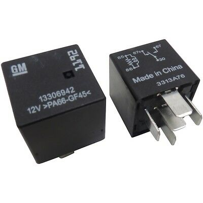 Two (2) Power Trim Relays 586224 582472 584416 18-5705 Johnson Evinrude OMC