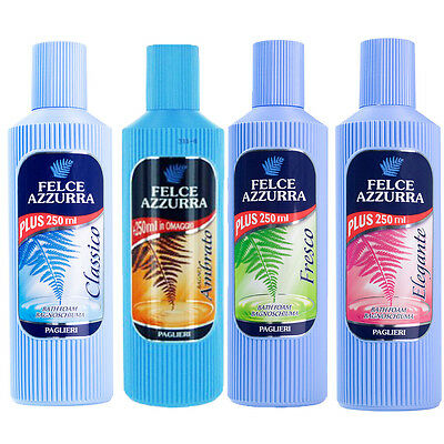 PAGLIERI Felce Azzurra Badeschaum DREAM SET 4x 500ml