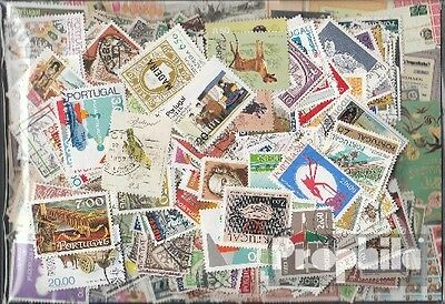 Portugal 500 different stamps