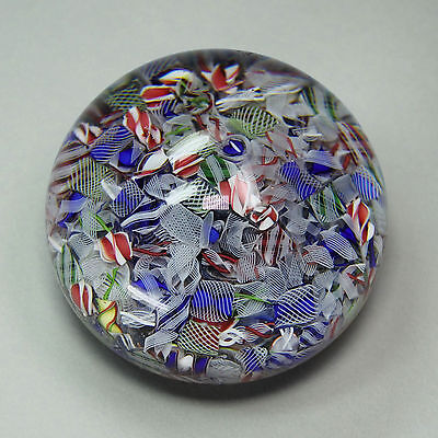 Antique French Baccarat paperweight, mid 19th century