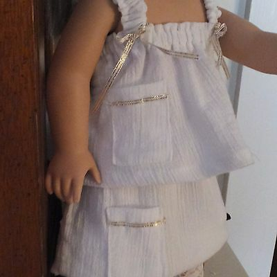 "Doll Clothes Fits 18"" American Girl Madame Alexander & Similar Handmade New"