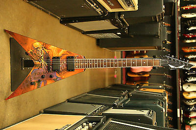 Dean Dave Mustaine Peace Sells Electric Guitar!
