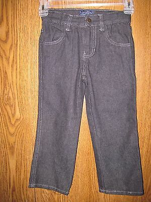 Lucky Brand Black Denim Jeans Boys or Girls Size 5