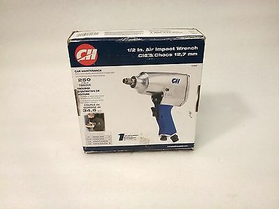 "Campbell Hausfeld TL0502 1/2"" Pneumatic Air Impact Wrench NEW!!"