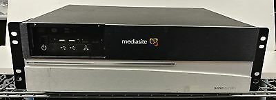 SONIC FOUNDRY MEDIASITE MSL-CSM-440-R1 Tested and works used.