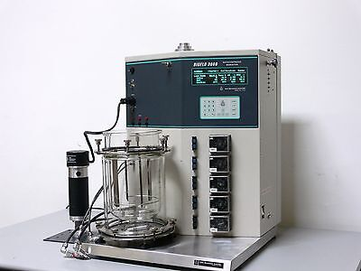 New Brunswick BIOFLO 3000 Batch / Continuos Bioreactor - Missing Cap & Impeller