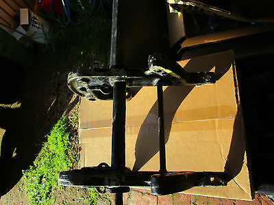 8394A1 Clamp Bracket outboard  35HP - 70 HP  (L) PORT AND STARBOARD 1975.-1990