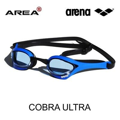meticulous dyeing processes brand quality reliable reputation ARENA COBRA ULTRA Swimming Goggles, Blue, Racing Goggles ...