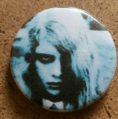Night of the living dead girl  Pin  Back Badge  George A Romero