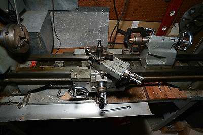 Sears Craftsman (Atlas) 12 x 36 metal lathe  Model #101 28910 with motor chucks