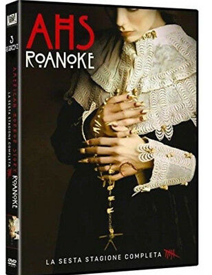 American Horror Story 6 - Roanoke (4 Dvd) Serie Tv Fox Horror